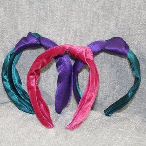 |A NEW DAY| Set Of 3 Knotted Headbands NWOT